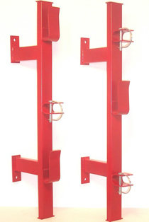 Anti-roll 3 Tier Trimmer Rack